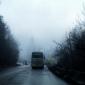 Краят на Владайски проход - от тук започва мъглата
