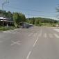 Централната улица на село Бистрица
