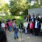 Децата изнесоха програма по случай почитането на Владайското въстание